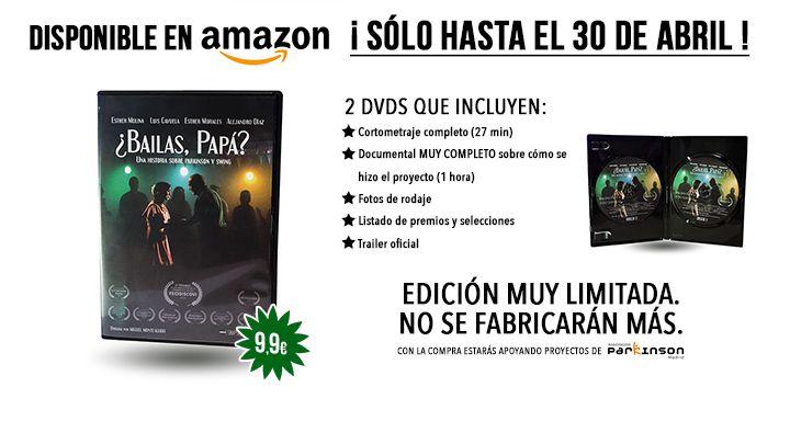 DVD Bailas Papa