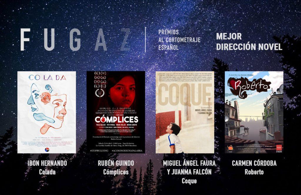 Rubén Guindo Nova Premios Fugaz